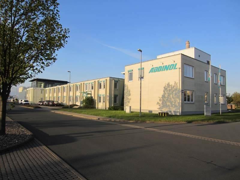 ADDINOL Lube Oil GmbH administrācijas ēka